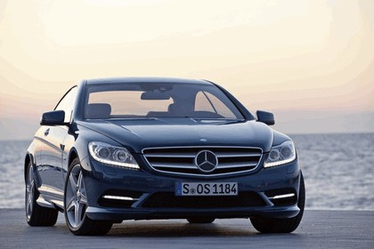 2010 Mercedes-Benz CL500 ( C216 ) 4Matic with AMG sports package 1