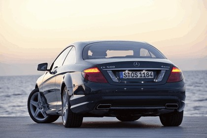2010 Mercedes-Benz CL500 ( C216 ) 4Matic with AMG sports package 2