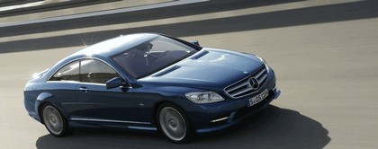 2010 Mercedes-Benz CL500 ( C216 ) 4Matic with AMG sports package 4