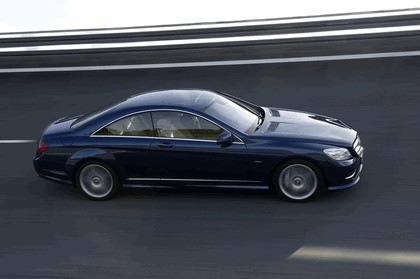 2010 Mercedes-Benz CL500 ( C216 ) 4Matic with AMG sports package 5
