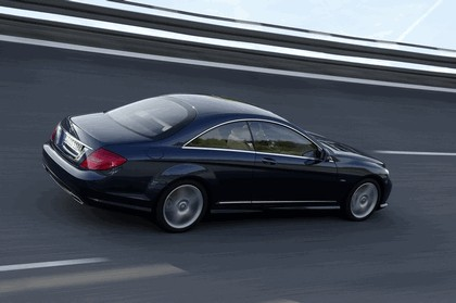 2010 Mercedes-Benz CL500 ( C216 ) 4Matic with AMG sports package 6