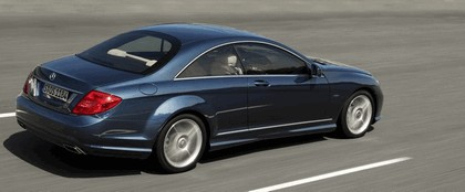 2010 Mercedes-Benz CL500 ( C216 ) 4Matic with AMG sports package 7