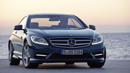 2010 Mercedes-Benz CL500 ( C216 ) 4Matic with AMG sports package 9