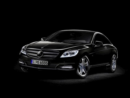 2010 Mercedes-Benz CL600 ( C216 ) 1