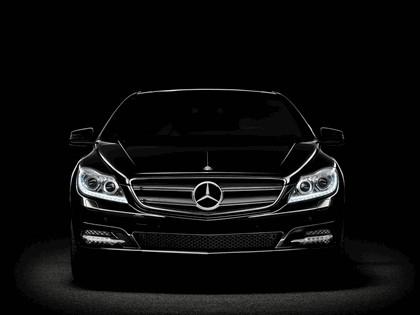 2010 Mercedes-Benz CL600 ( C216 ) 4