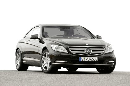 2010 Mercedes-Benz CL600 ( C216 ) 5