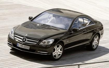 2010 Mercedes-Benz CL600 ( C216 ) 6