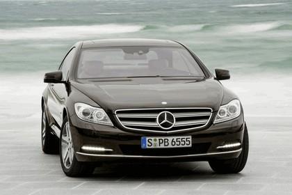 2010 Mercedes-Benz CL600 ( C216 ) 7