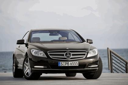 2010 Mercedes-Benz CL600 ( C216 ) 8