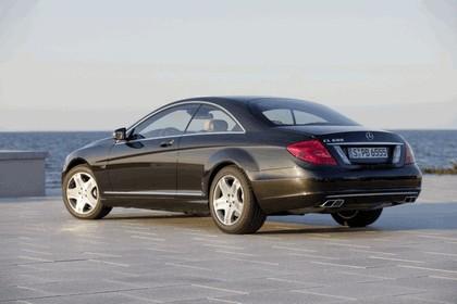 2010 Mercedes-Benz CL600 ( C216 ) 9