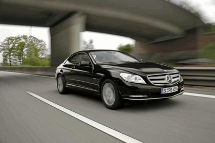 2010 Mercedes-Benz CL600 ( C216 ) 10