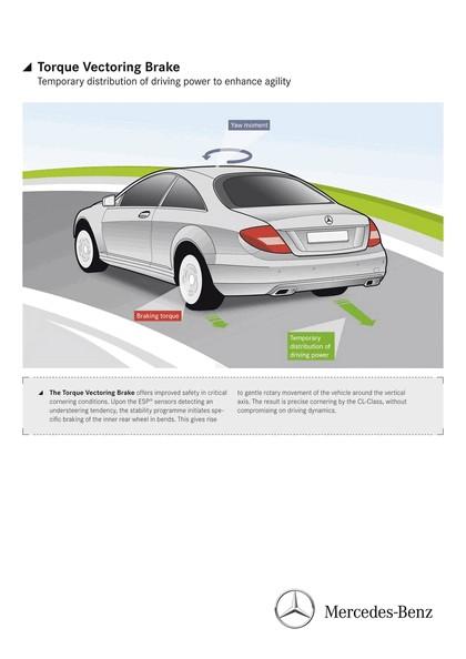 2010 Mercedes-Benz CL600 ( C216 ) 17