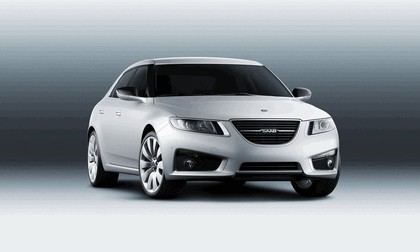 2010 Saab 9-5 sedan 1