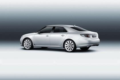2010 Saab 9-5 sedan 4