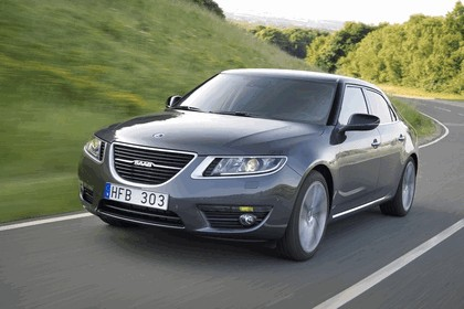 2010 Saab 9-5 sedan 35