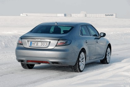 2010 Saab 9-5 sedan 56