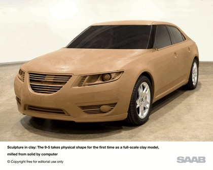 2010 Saab 9-5 sedan 91