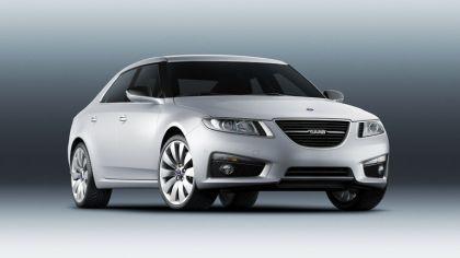 2010 Saab 9-5 sedan 2