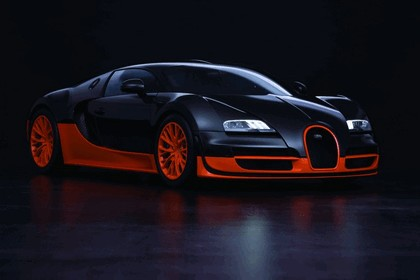 2010 Bugatti Veyron 16.4 Super Sport 1