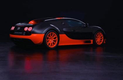 2010 Bugatti Veyron 16.4 Super Sport 3