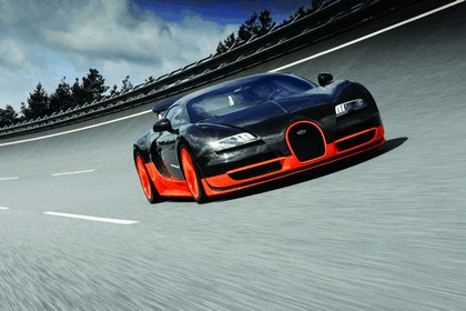 2010 Bugatti Veyron 16.4 Super Sport 7