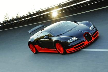 2010 Bugatti Veyron 16.4 Super Sport 9