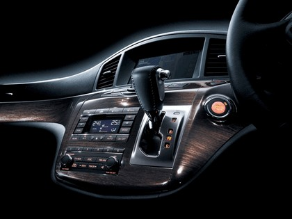 2010 Nissan Elgrand ( J42H ) 3