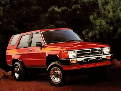 1984 Toyota 4Runner 1