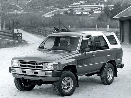 1984 Toyota 4Runner 3