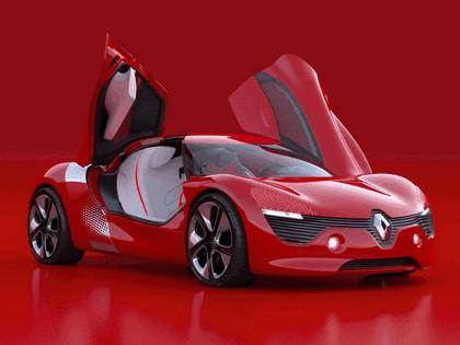 2010 Renault DeZir concept 8