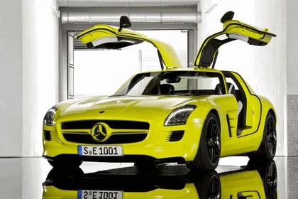 2010 Mercedes-Benz SLS AMG E-Cell 2