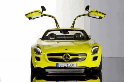 2010 Mercedes-Benz SLS AMG E-Cell 3