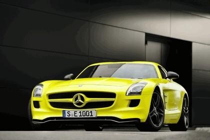 2010 Mercedes-Benz SLS AMG E-Cell 5