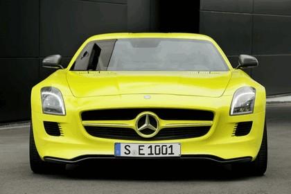 2010 Mercedes-Benz SLS AMG E-Cell 10
