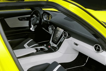2010 Mercedes-Benz SLS AMG E-Cell 11