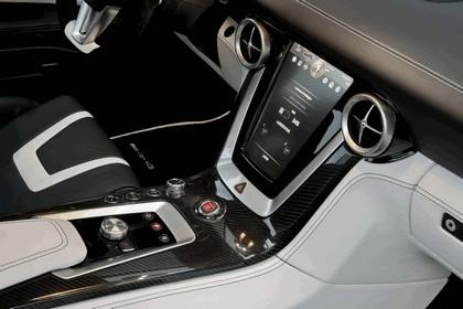 2010 Mercedes-Benz SLS AMG E-Cell 12