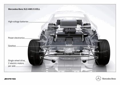 2010 Mercedes-Benz SLS AMG E-Cell 18