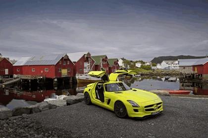 2010 Mercedes-Benz SLS AMG E-Cell 23