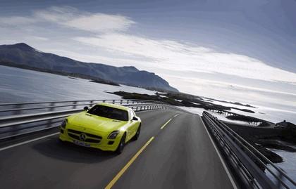 2010 Mercedes-Benz SLS AMG E-Cell 25