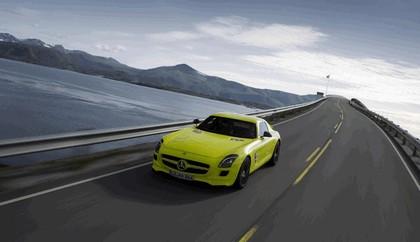 2010 Mercedes-Benz SLS AMG E-Cell 26