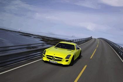 2010 Mercedes-Benz SLS AMG E-Cell 27