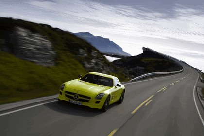 2010 Mercedes-Benz SLS AMG E-Cell 28