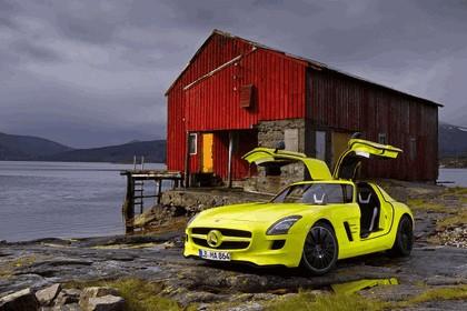 2010 Mercedes-Benz SLS AMG E-Cell 37