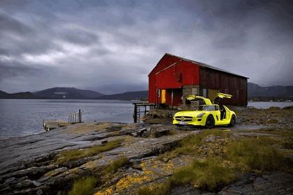 2010 Mercedes-Benz SLS AMG E-Cell 38