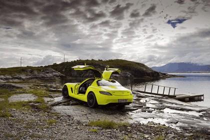 2010 Mercedes-Benz SLS AMG E-Cell 39