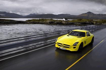 2010 Mercedes-Benz SLS AMG E-Cell 40