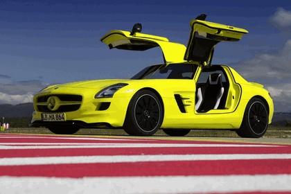 2010 Mercedes-Benz SLS AMG E-Cell 46