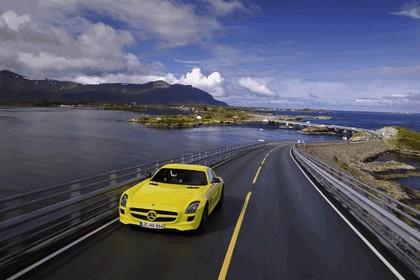2010 Mercedes-Benz SLS AMG E-Cell 53
