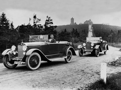 1921 Audi Typ K 14-50 PS 1