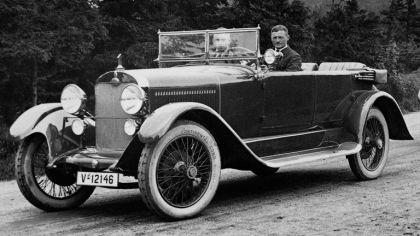 1921 Audi Typ K 14-50 PS 4